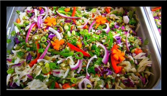 organic salad 692 x 400