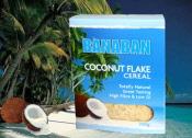 coconut flake cereal